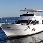 Private 8 hours snorkeling & fishing trip by a charter boat - Seafood - 10P