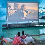 Foto de Cinema Paradiso at Soneva Jani