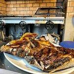 """Chuletón de lomo bajo a la parrilla en el restaurante """"Taberna del loco"""" Navalmoral de la Mata ("""