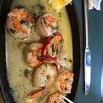 shrimps scandinavian style - mmmmm :)