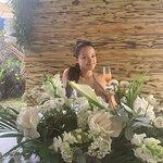 Foto de Kukua Beach Club & Restaurant