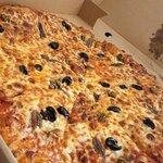 Super delicious pizza
