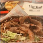 KCAL kebab very light and tasty. Recommended