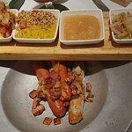Algunos de sus platos