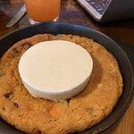 Large cookie & ice cream - plenty for 2 people