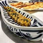 Paté de Mejillones casero en el restaurante Alabaster (Madrid)...