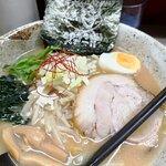 ภาพถ่ายของ Sapporo Ramen Kumakichi Gnaso Sapporo Ramen Yokocho Main branch