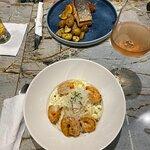 Filete de salmón, Fetuccini Amour. 100%