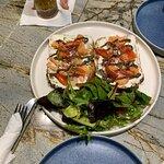 Tartines de salmón