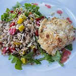02-24-21 Macadamia-Crusted Grouper
