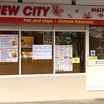 New City Chinese, Thai, Fish & Chips Takeaway at Whitefield, Bury (1 mins from Bluebell pub)
