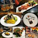 曼克顿餐厅照片