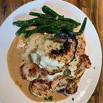 Shrimp Risotto at Harpoon Harry's