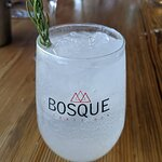 Gin Tonic, exquisito!