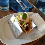 Beef taco!