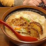 北海道味噌野菜ラーメン