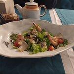 салат из морепроуктов