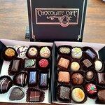 Many chocolate options