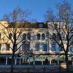 Lidköpings Stadshotell där restaurang finns