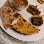 Main Course , Cinnamon Restaurant, Jaipur