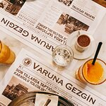 Varuna Gezgin Cafe resmi