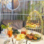 All Savoury Afternoon Tea (For Two)
