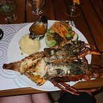 Whole Lobster meal