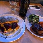 Salmon & Steak meals
