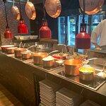 Sofitel Mosaic Restaurant Foto