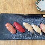 Bilde fra Sushi Yasuda