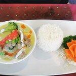 Lamb Green Curry