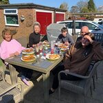 Easter Sunday Family delivered Meal