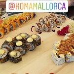 Koma Sushi & Asian Food Foto