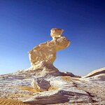 4-Day White Desert Camping Trip from Cairo