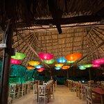 Foto de Tiki Hut restaurante