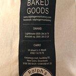 صورة فوتوغرافية لـ رالف ، المخبز الألماني