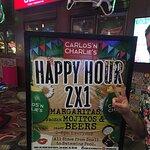 Carlos'n Charlie's Las Vegasの写真