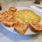 Tortilla de queso