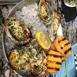 Crabmeat Monica Oysters - Simply the best!
