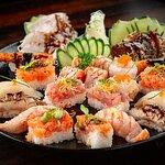 Fotografia de Ginger Sushi