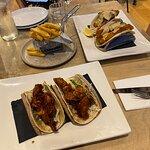 Sharing tacos