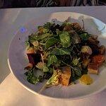 salad, if I remember correctly
