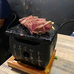 美式頂級牛里脊配大啡菇 $178