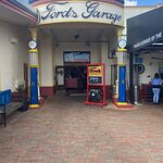 Ford's Garage - Front