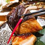 📍銀鱈魚西京燒($155)