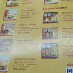 Foto Mager Makan Burger Malang