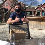Jason Mercia - Gets our vote for Best Vermont Waiter!