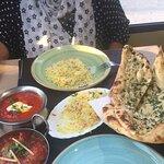 Bilde fra Rico's Taste of India