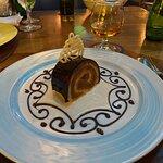 Dessert: Pionono Caramel