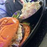 Butterfly Burger照片